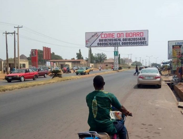ILORIN-ALONG FATE TANKE ROAD OPPOSITE SHOPRITE FTF GSS ROUND ABOUT- Dimension :