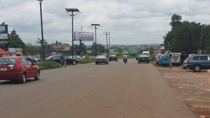 ILORIN: GSS/AGRIC ROUND ABOUT FTF KWARA POLY/NNPC DEPOT TO POST OFFICE