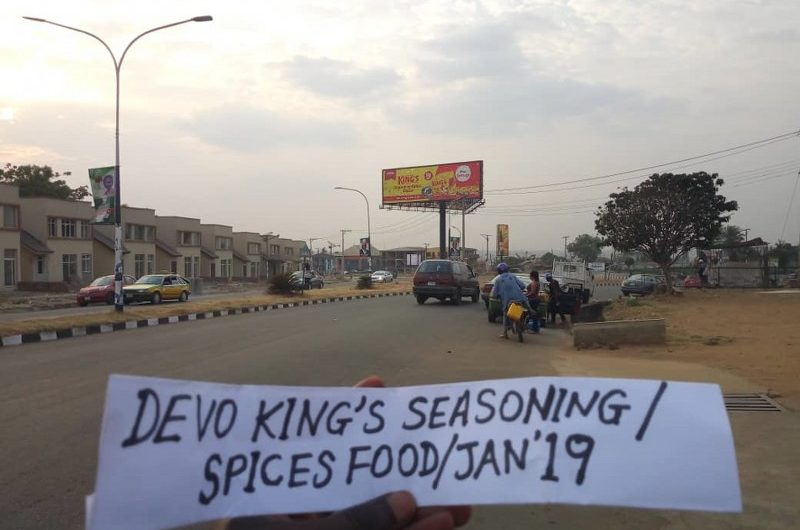 ILORIN: GSS/AGRIC ROUND ABOUT FTF SHOPRITE/HIGH COURT/GRA