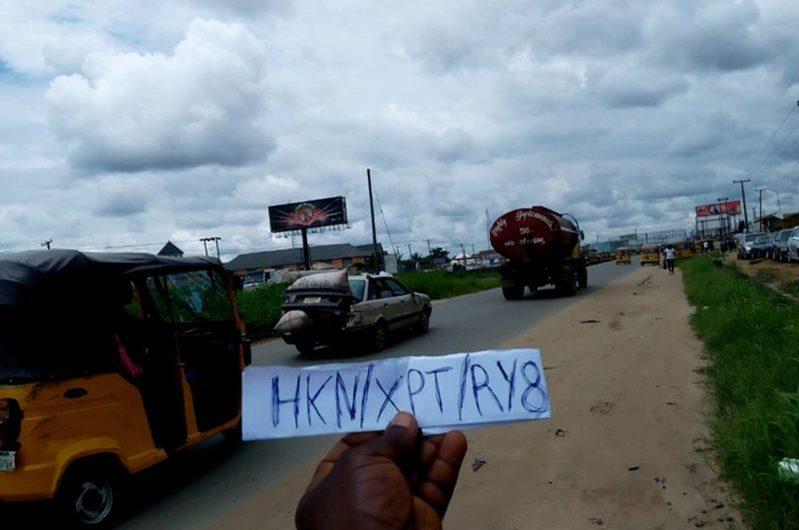 ABA- ALONG  ABA/PH EXPRESS ROAD BY OSISIOMA U-TURN FTF UMUAHIA